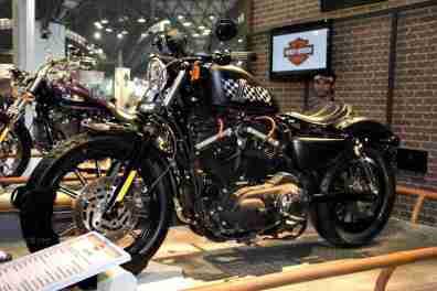 Harley Davidson Auto Expo 2012 India 17