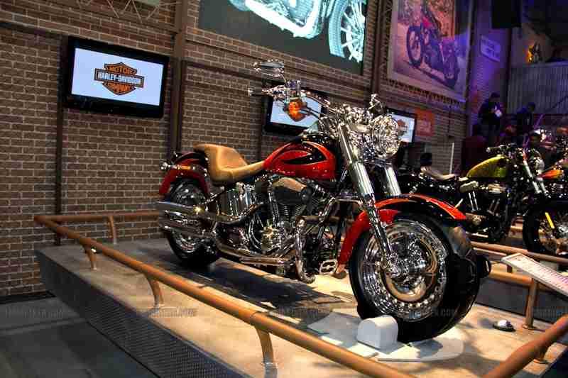 Harley Davidson Auto Expo 2012 India 19