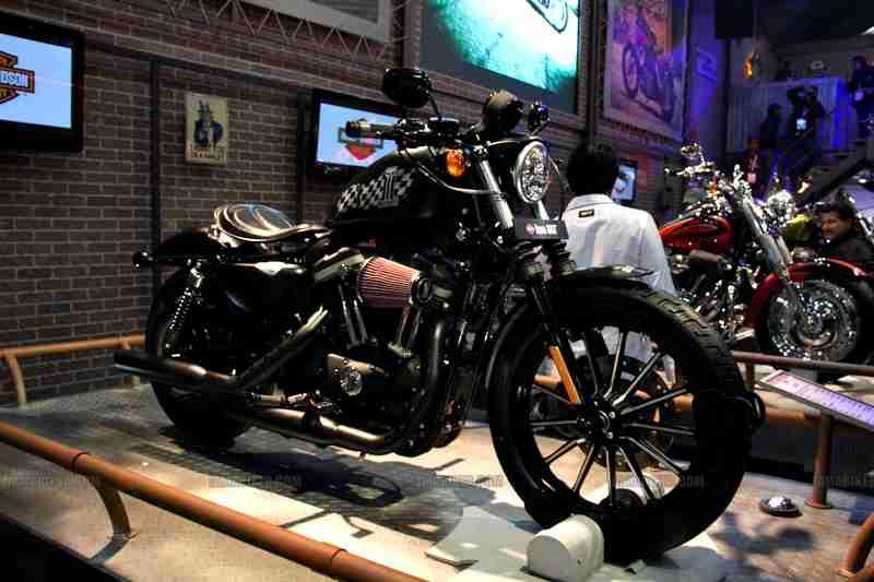 Harley Davidson Auto Expo 2012 India 21