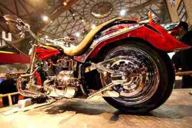Harley Davidson Auto Expo 2012 India 29