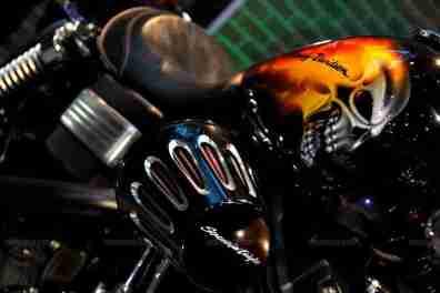 Harley Davidson Auto Expo 2012 India 43