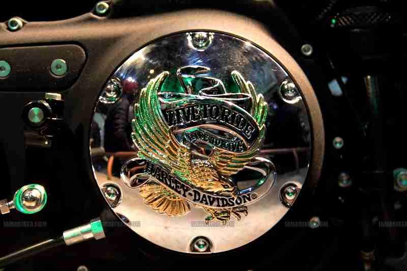 Harley Davidson Auto Expo 2012 India 45