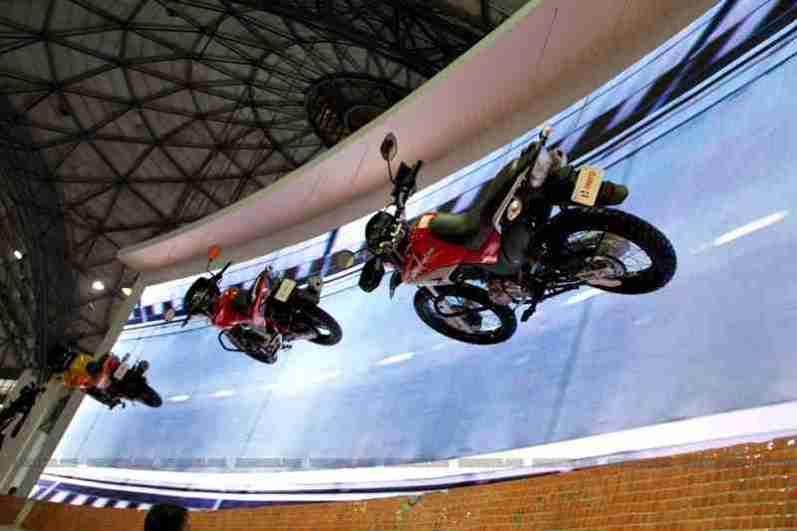 Hero Motocorp Auto Expo 2012 01