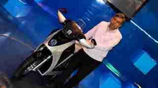 Hero Motocorp Auto Expo 2012
