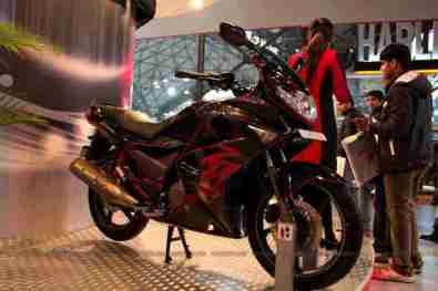 Hero Motocorp Auto Expo 2012 11