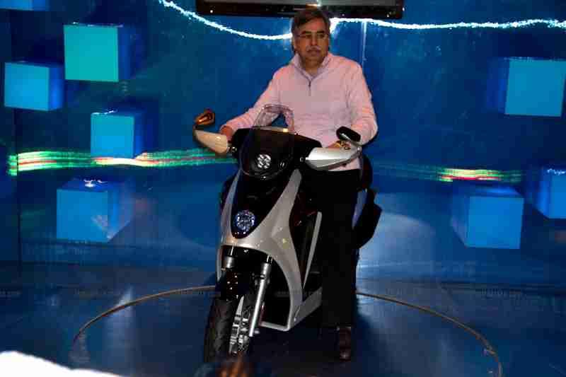 Hero Motocorp Auto Expo 2012 India 06