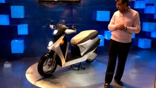 Hero Motocorp Auto Expo 2012 India