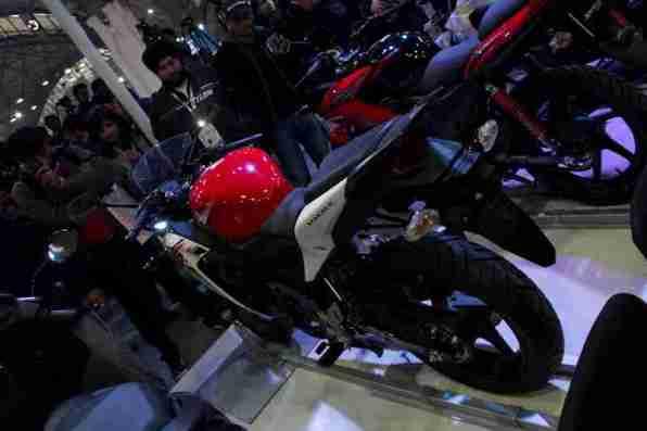 Honda Motorcycles Auto Expo 2012 India -22