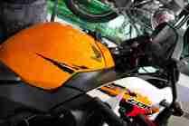 Honda Motorcycles Auto Expo 2012 India -36