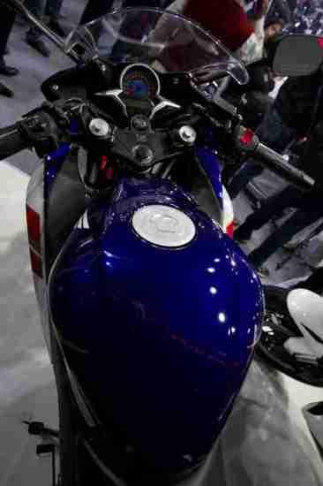 Honda Motorcycles Auto Expo 2012 India -40