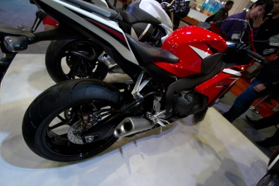 Honda Motorcycles Auto Expo 2012 India -43