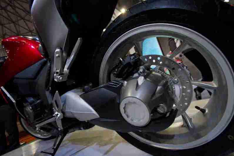 Honda Motorcycles Auto Expo 2012 India -45