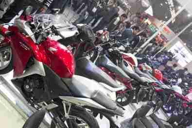 Honda Motorcycles Auto Expo 2012 India -53