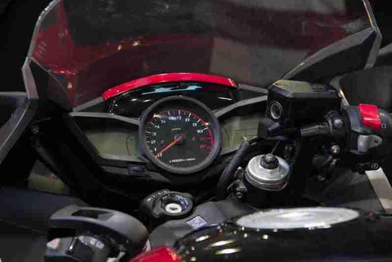Honda Motorcycles Auto Expo 2012 India -55