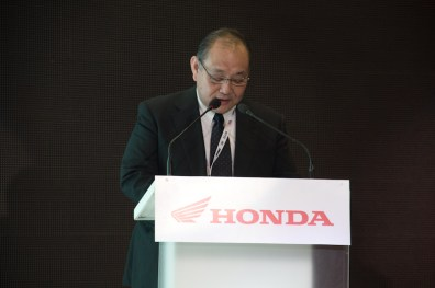 Honda Motorcycles Auto Expo 2012 India -7