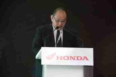 Honda Motorcycles Auto Expo 2012 India -7