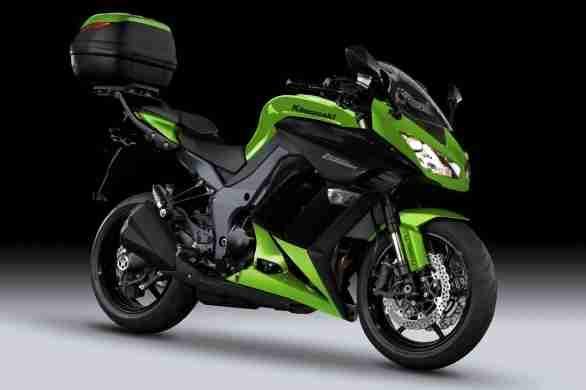 Kawasaki 2012 special editon motorcycles