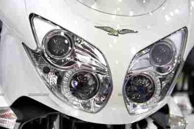 Moto Guzzi - Piaggio Auto Expo 2012 India 18
