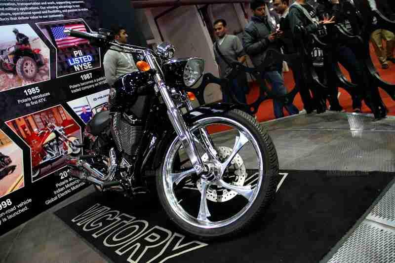 Polaris Auto Expo 2012 India 10