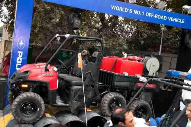 Polaris Auto Expo 2012 India 20