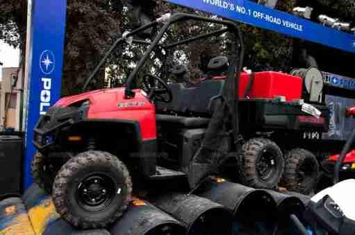 Polaris Auto Expo 2012 India 41