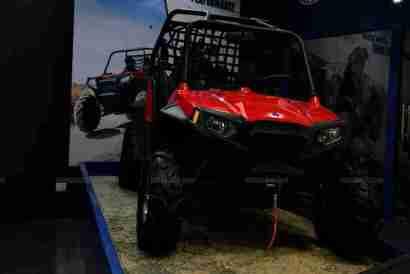 Polaris Auto Expo 2012 India 43