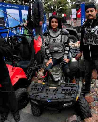 Polaris India Auto Expo 2012 02