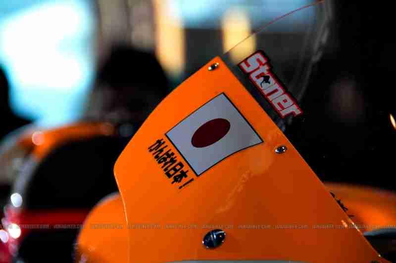 Repsol Honda RC212V Auto Expo 2012