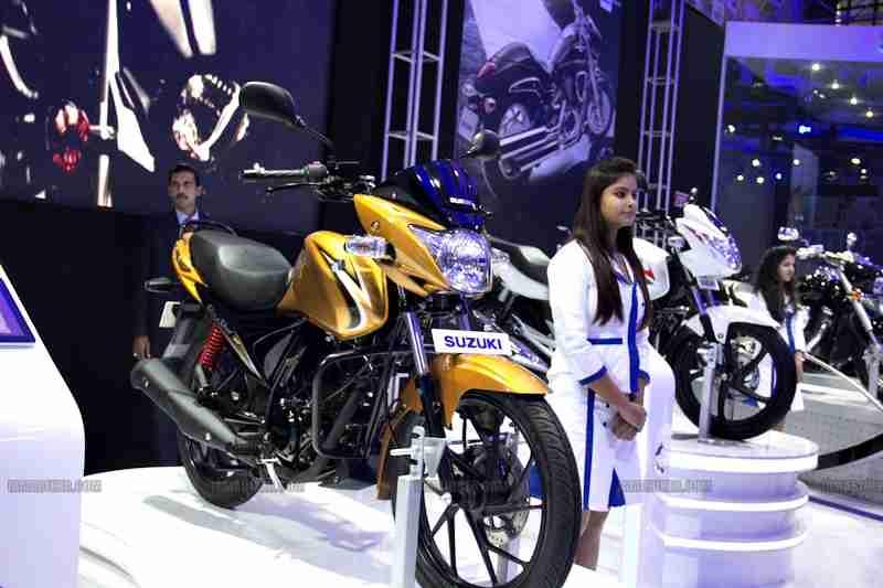 Suzuki Auto Expo 2012 India -25
