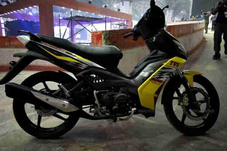 TVS Auto Expo 2012 India 04