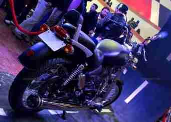 Thunderbird 500 Auto Expo 2012 India 04