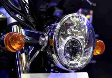 Thunderbird 500 Auto Expo 2012 India 05