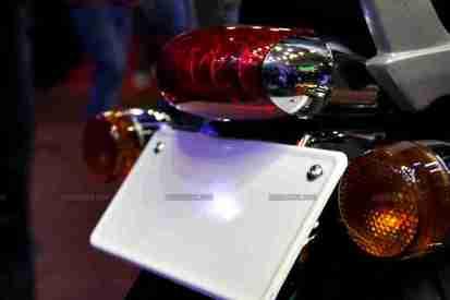 Thunderbird 500 Auto Expo 2012 India 06