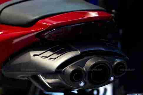 Triumph Motorcycles Auto Expo 2012 India 28