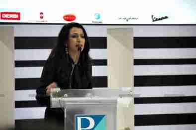 Vespa - Piaggio Auto Expo 2012 India 30