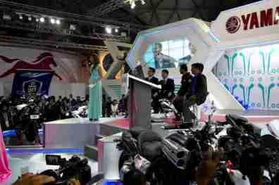 Yamaha Auto Expo 2012 India 12