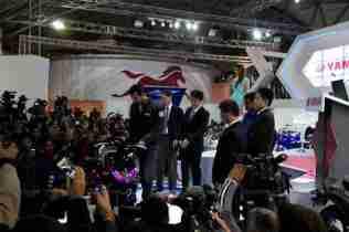 Yamaha Auto Expo 2012 India 17