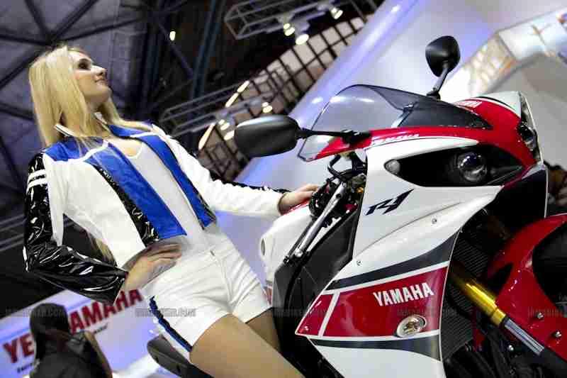 Yamaha Auto Expo 2012 India 27