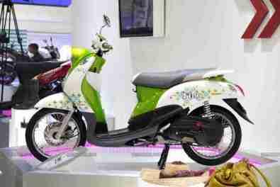 Yamaha Auto Expo 2012 India 38