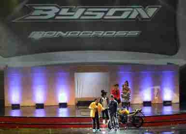 Yamaha Factory Riders visit Yamaha Coaching Clinic Indonesia