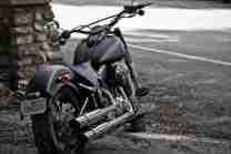 Harley Davidson Sportster Seventy-Two and Softail Slim 09