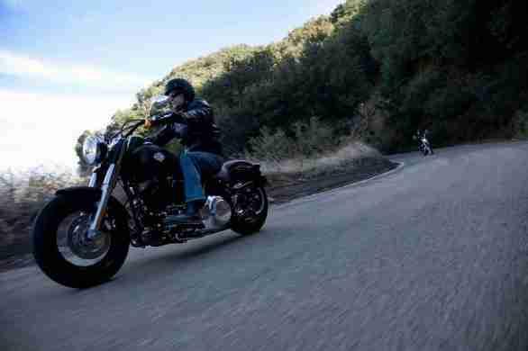 Harley Davidson Sportster Seventy-Two and Softail Slim 16