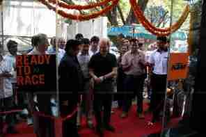 KTM Duke 200 Bangalore launch 11
