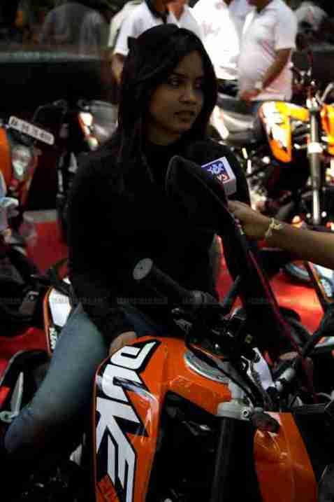 KTM Duke 200 Bangalore launch 22
