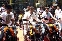 KTM Duke 200 Bangalore launch 30