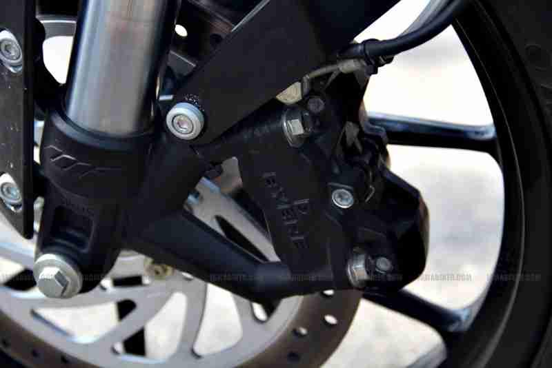 KTM Duke 200 Review - Parts Details 15