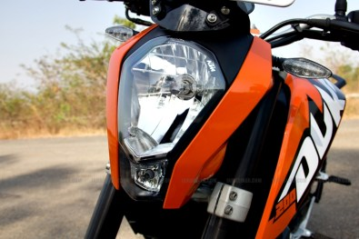 KTM Duke 200 review 08