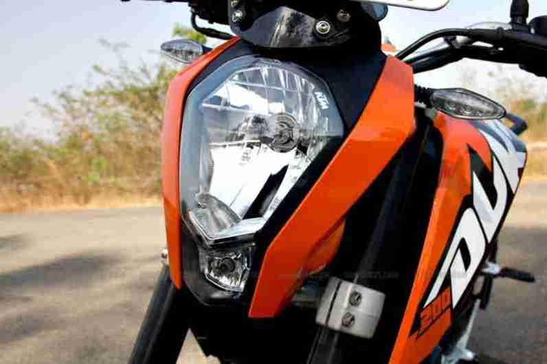KTM Duke 200 review 08