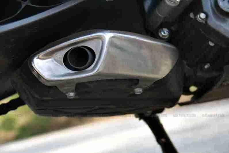 KTM Duke 200 review 21