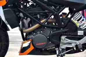 KTM Duke 200 review 24